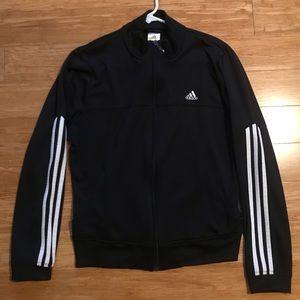 Men's Adidas zip-up track jacket